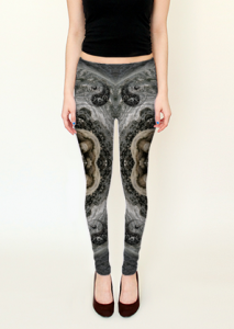 Save The Turtles Leggings